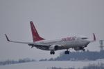 koumepapaさんが、旭川空港で撮影したイースター航空 737-8BKの航空フォト(写真)
