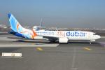 sky77さんが、ドバイ国際空港で撮影したフライドバイ 737-8-MAXの航空フォト(写真)