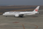 SIさんが、中部国際空港で撮影した日本航空 787-8 Dreamlinerの航空フォト(写真)