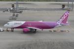 kuro2059さんが、羽田空港で撮影したピーチ A320-214の航空フォト(飛行機 写真・画像)