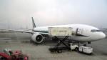 westtowerさんが、サンパウロ・グアルーリョス国際空港で撮影したアリタリア航空 777-243/ERの航空フォト(写真)