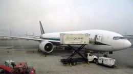 westtowerさんが、サンパウロ・グアルーリョス国際空港で撮影したアリタリア航空 777-243/ERの航空フォト(飛行機 写真・画像)