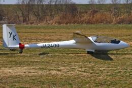 MOR1(新アカウント)さんが、関宿滑空場で撮影した日本個人所有 LS6の航空フォト(飛行機 写真・画像)