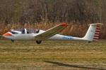 MOR1(新アカウント)さんが、関宿滑空場で撮影したアサヒソアリングクラブ G103A Twin II Acroの航空フォト(写真)