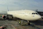panchiさんが、コペンハーゲン国際空港で撮影したスカンジナビア航空 A340-313Xの航空フォト(写真)