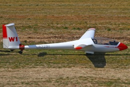 MOR1(新アカウント)さんが、関宿滑空場で撮影した日本個人所有 LS3-aの航空フォト(飛行機 写真・画像)