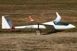 MOR1(新アカウント)さんが、関宿滑空場で撮影した日本個人所有 Discus 2Tの航空フォト(写真)