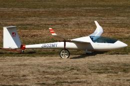 MOR1(新アカウント)さんが、関宿滑空場で撮影した日本個人所有 Discus 2Tの航空フォト(飛行機 写真・画像)