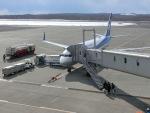 ヒロリンさんが、釧路空港で撮影した全日空 737-881の航空フォト(飛行機 写真・画像)