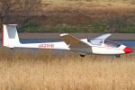 MOR1(新アカウント)さんが、羽生滑空場で撮影した羽生ソアリングクラブ ASK 21の航空フォト(写真)