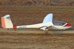MOR1(新アカウント)さんが、板倉滑空場で撮影した日本グライダークラブ G102 Club Astir IIIbの航空フォト(飛行機 写真・画像)