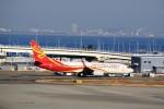 T.Sazenさんが、関西国際空港で撮影した海南航空 737-84Pの航空フォト(飛行機 写真・画像)