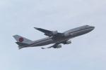 ANA744Foreverさんが、羽田空港で撮影した航空自衛隊 747-47Cの航空フォト(写真)
