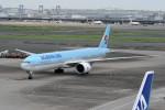 kuro2059さんが、羽田空港で撮影した大韓航空 777-3B5/ERの航空フォト(写真)