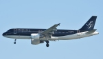 鉄バスさんが、羽田空港で撮影したスターフライヤー A320-214の航空フォト(飛行機 写真・画像)