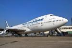 takaRJNSさんが、ル・ブールジェ空港で撮影したエールフランス航空 747-128の航空フォト(写真)