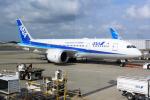 panchiさんが、成田国際空港で撮影した全日空 787-8 Dreamlinerの航空フォト(飛行機 写真・画像)