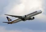 szkkjさんが、成田国際空港で撮影したシンガポール航空 777-312/ERの航空フォト(写真)