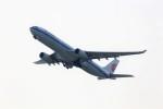 T.Sazenさんが、関西国際空港で撮影した中国国際航空 A330-343Eの航空フォト(飛行機 写真・画像)