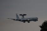 *mika*さんが、横田基地で撮影したアメリカ空軍 E-3B Sentry (707-300)の航空フォト(写真)