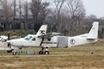 YASKYさんが、ホンダエアポートで撮影したエビエーションサービス 208B Grand Caravanの航空フォト(写真)