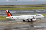 ハピネスさんが、中部国際空港で撮影したフィリピン航空 A321-231の航空フォト(写真)