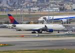 ふじいあきらさんが、羽田空港で撮影したデルタ航空 A330-223の航空フォト(写真)