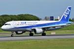 k-spotterさんが、伊丹空港で撮影した全日空 A320-211の航空フォト(写真)
