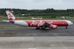kan787allさんが、成田国際空港で撮影したインドネシア・エアアジア・エックス A330-343Xの航空フォト(写真)