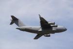 *mika*さんが、横田基地で撮影したイギリス空軍 C-17A Globemaster IIIの航空フォト(写真)