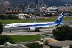 HLeeさんが、台北松山空港で撮影した全日空 767-381/ERの航空フォト(写真)