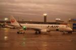 FRTさんが、伊丹空港で撮影したジェイ・エア ERJ-190-100(ERJ-190STD)の航空フォト(飛行機 写真・画像)