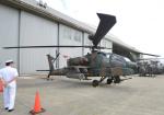 雲霧さんが、下総航空基地で撮影した陸上自衛隊 AH-64Dの航空フォト(写真)