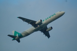 FRTさんが、那覇空港で撮影したエアソウル A321-231の航空フォト(飛行機 写真・画像)