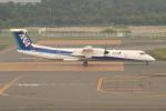 OMAさんが、新千歳空港で撮影したANAウイングス DHC-8-402Q Dash 8の航空フォト(飛行機 写真・画像)