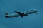 FRTさんが、那覇空港で撮影した日本航空 767-346/ERの航空フォト(飛行機 写真・画像)