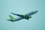 FRTさんが、那覇空港で撮影したソラシド エア 737-81Dの航空フォト(飛行機 写真・画像)