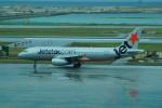 FRTさんが、那覇空港で撮影したジェットスター・アジア A320-232の航空フォト(飛行機 写真・画像)