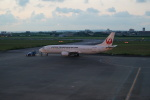 FRTさんが、宮古空港で撮影した日本トランスオーシャン航空 737-446の航空フォト(飛行機 写真・画像)