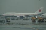 FRTさんが、羽田空港で撮影した航空自衛隊 747-47Cの航空フォト(飛行機 写真・画像)