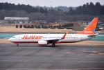 mojioさんが、成田国際空港で撮影したチェジュ航空 737-8FHの航空フォト(写真)