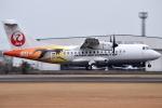 jun☆さんが、鹿児島空港で撮影した日本エアコミューター ATR-42-600の航空フォト(写真)