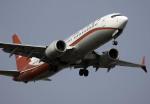 planetさんが、スワンナプーム国際空港で撮影した上海航空 737-8-MAXの航空フォト(写真)