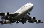 planetさんが、スワンナプーム国際空港で撮影したタイ国際航空 747-4D7の航空フォト(写真)