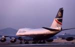 Gambardierさんが、伊丹空港で撮影したブリティッシュ・エアウェイズ 747-436の航空フォト(写真)