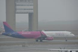 JA8037さんが、フェレンツリスト国際空港で撮影したウィズ・エア A321-231の航空フォト(飛行機 写真・画像)