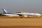 たみぃさんが、成田国際空港で撮影した全日空 777-381/ERの航空フォト(写真)