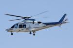 yabyanさんが、名古屋飛行場で撮影した日本デジタル研究所(JDL) AW109SPの航空フォト(写真)