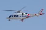 yabyanさんが、名古屋飛行場で撮影した静岡エアコミュータ AW109SPの航空フォト(飛行機 写真・画像)