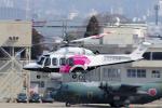 yabyanさんが、名古屋飛行場で撮影した日本法人所有 AW139の航空フォト(写真)